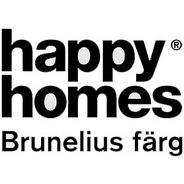 Brunelius Färg, Happy Homes logo