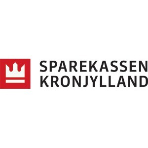 Sparekassen Kronjylland Silkeborg Afdeling logo