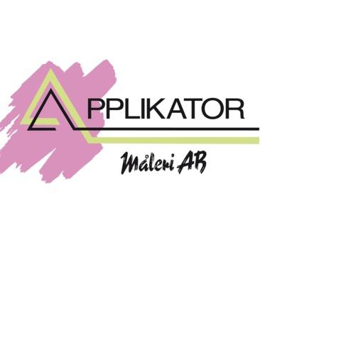 Applikator Måleri AB logo