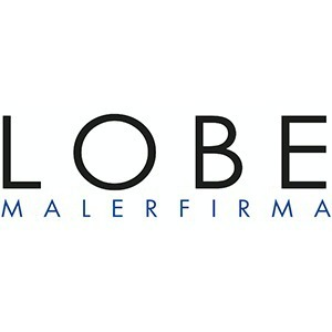 Lobe Malerfirma ApS logo