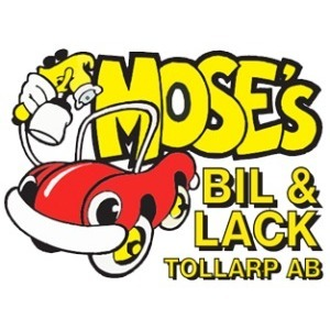 Moses Bil o Lack Tollarp AB logo
