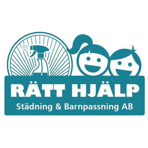 Rätt Hjälp Städning och Barnpassning AB logo