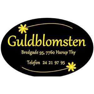 Guldblomsten logo