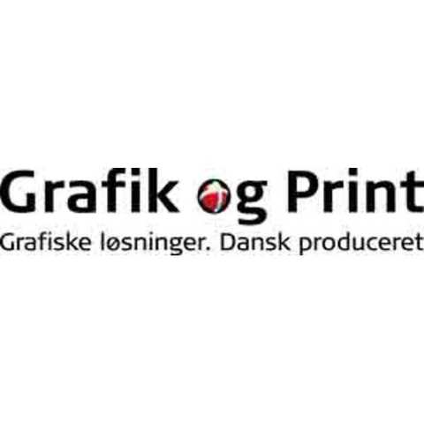 Grafik og Print logo