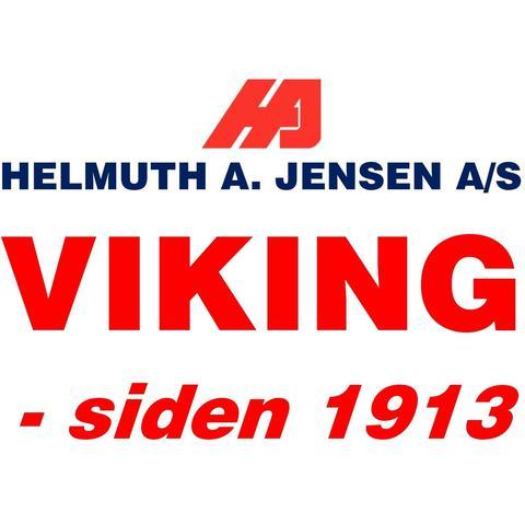HELMUTH A. JENSEN A/S logo