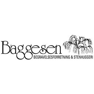 Baggesen Begravelsesforretning & Stenhuggeri ApS / Hirtshals begravelses forretning logo