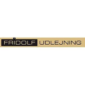 Fridolf Udlejning ApS logo