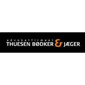 Advokatfirmaet Thuesen Bødker & Jæger logo