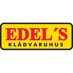 Edel's Klädvaruhus logo