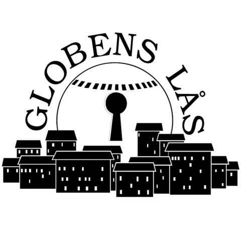 Globens Lås-Jour logo