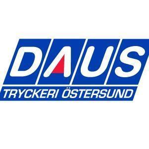 Daus Tryck i Östersund AB logo