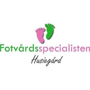 Fotvårdsspecialisten Husiegård logo