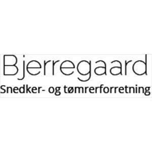 Bjerregaards Snedker- og Tømrerforretning ApS logo