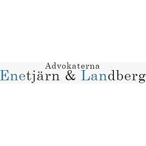 Advokaterna Enetjärn och Landberg logo