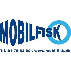 Mobil Fisk logo