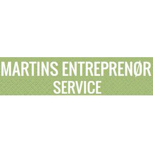 Martin's Entreprenør Service logo