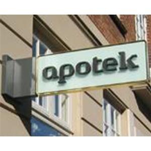 Allinge Apotek, Filial Af Nexø Apotek logo