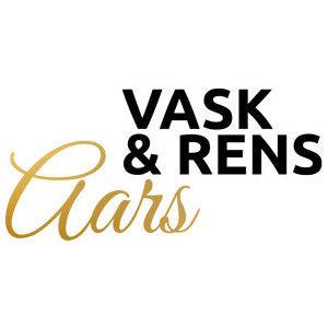 Aars Vask og Rens logo