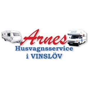 Arnes Husvagnsservice logo