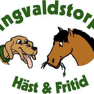 Ingvaldstorp Häst & Fritid logo