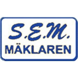 SEM Mäklaren KB logo