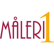 Måleri1 i Lindome AB logo
