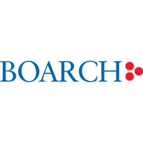 BOARCH arkitekter as logo