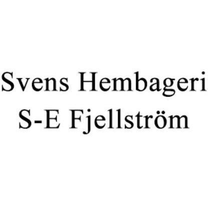 Svens Hembageri S-E Fjellström logo