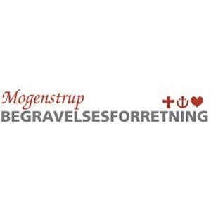 Mogenstrup Begravelsesforretning logo