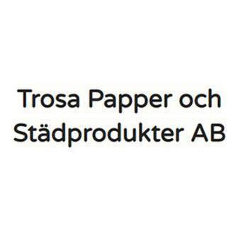 Trosa Papper och Städprodukter AB logo