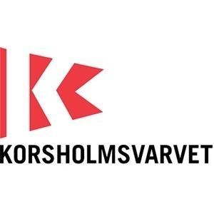 Korsholmsvarvet I Dalarö AB logo