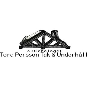 Tord Persson Tak & Underhåll AB logo