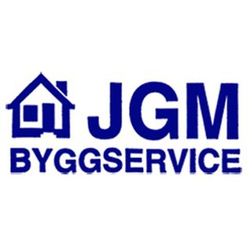 JGM Byggservice logo