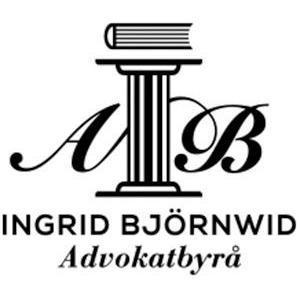 Advokat Ingrid Björnwid AB logo