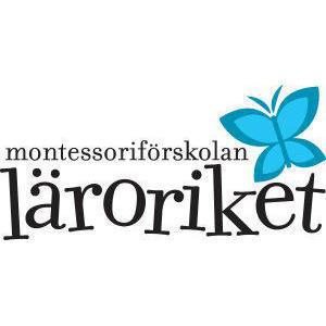 Montessoriförskolan Läroriket Lärileken logo