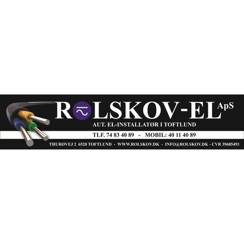 Rolskov-El ApS logo