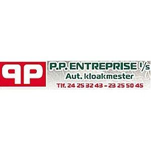PP Entreprise I/S logo