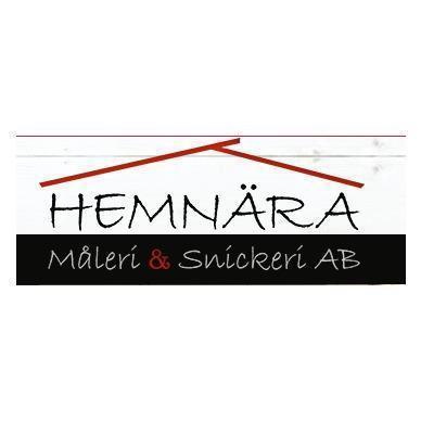 Hemnära Måleri & Snickeri AB logo
