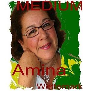 Astrotarot Amina Wettermark logo