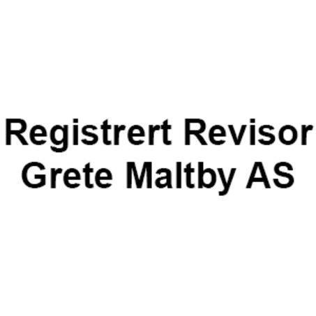 Statsautorisert revisor Grete Maltby AS logo