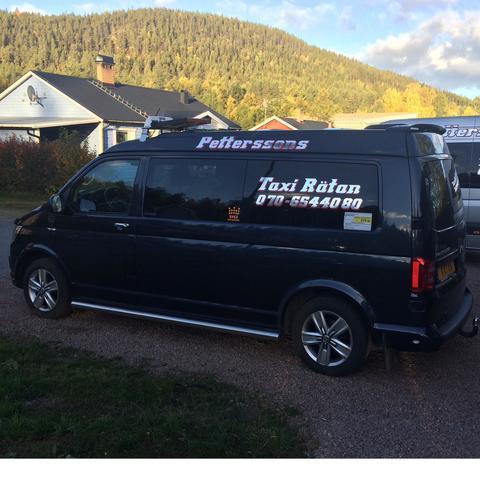 Taxi Rätan logo