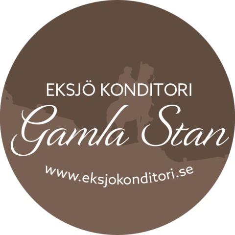 Eksjö Konditori Gamla Stan: Cafe & Konditori i Eksjö - Tårta och smörgåstårta logo