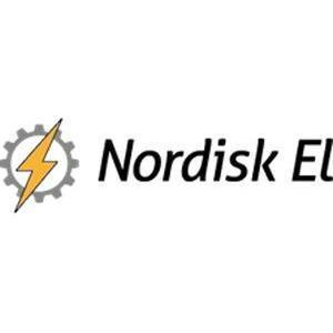 Nordisk El Sverige AB logo