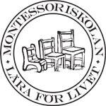 Montessoriskolan Lära för livet logo