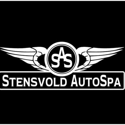 Stensvold Autospa logo
