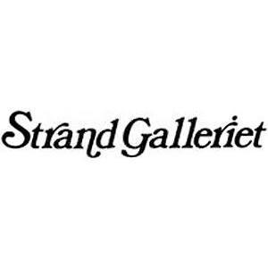 Strand Galleriet logo
