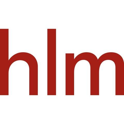 HLM Arkitektur logo