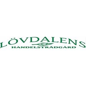 Lövdalens Handelsträdgård logo