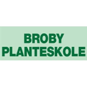 Broby Planteskole logo