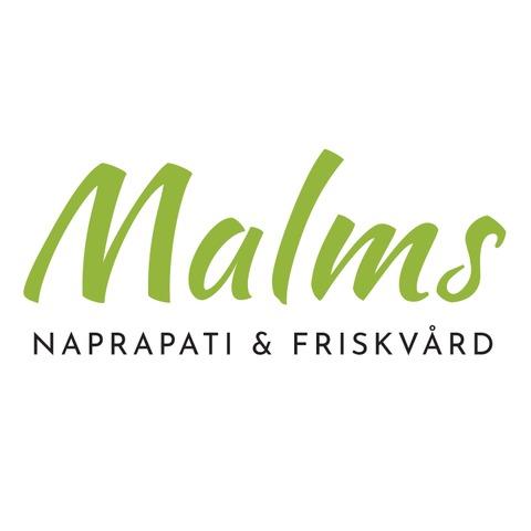 Malms Naprapati och Friskvård AB logo